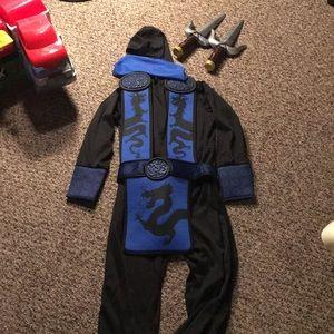 Medium Ninja Costume